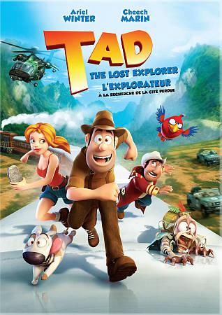 Tad, the lost explorer (aka las aventuras de tadeo jones) dvd.