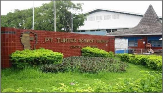Loker Pabrik Garment Tangerang untuk SMP PT Tuntex Garment Indonesia Banten