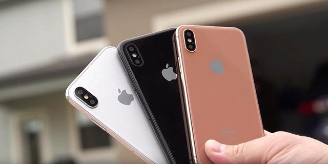 Iphone X em Nova York