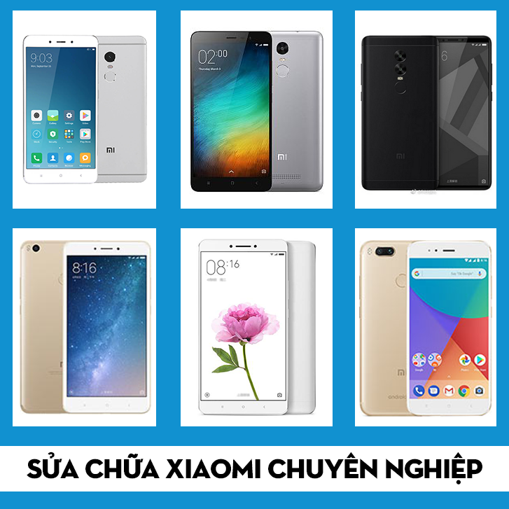 Thay màn hình Xiaomi Mi A1 giá rẻ