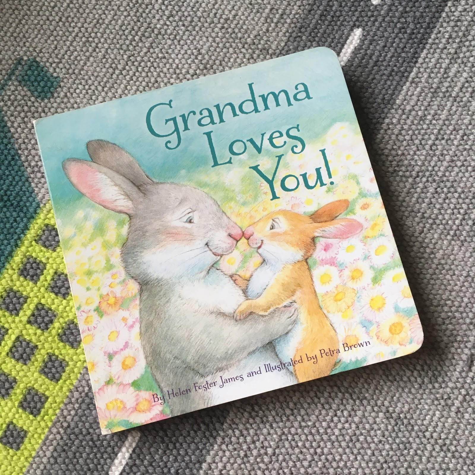 grandma loves you helen foster james review