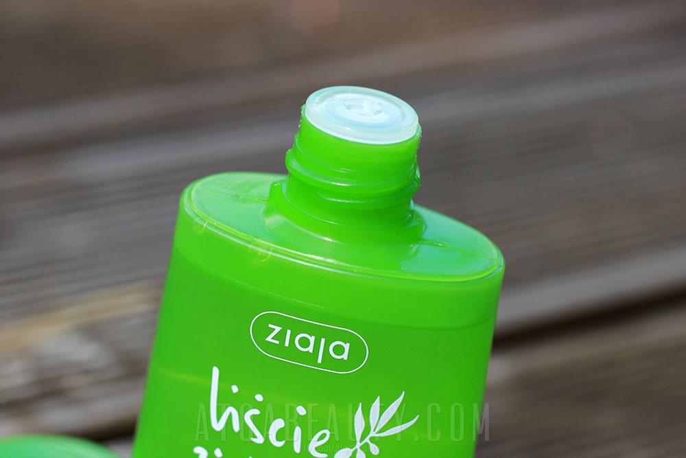 Ziaja, Liście Zielonej Oliwki, Oliwkowy płyn dwufazowy, Demakijaż oczu i ust