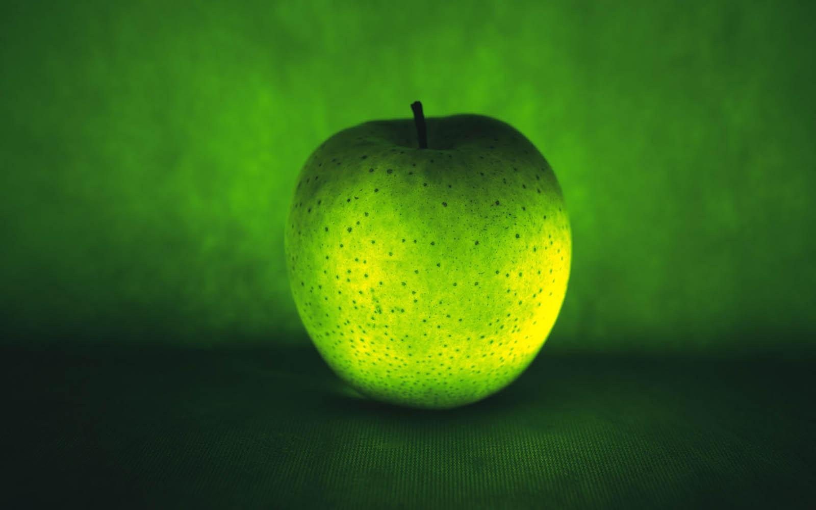 wallpaper: Green Apples Wallpapers
