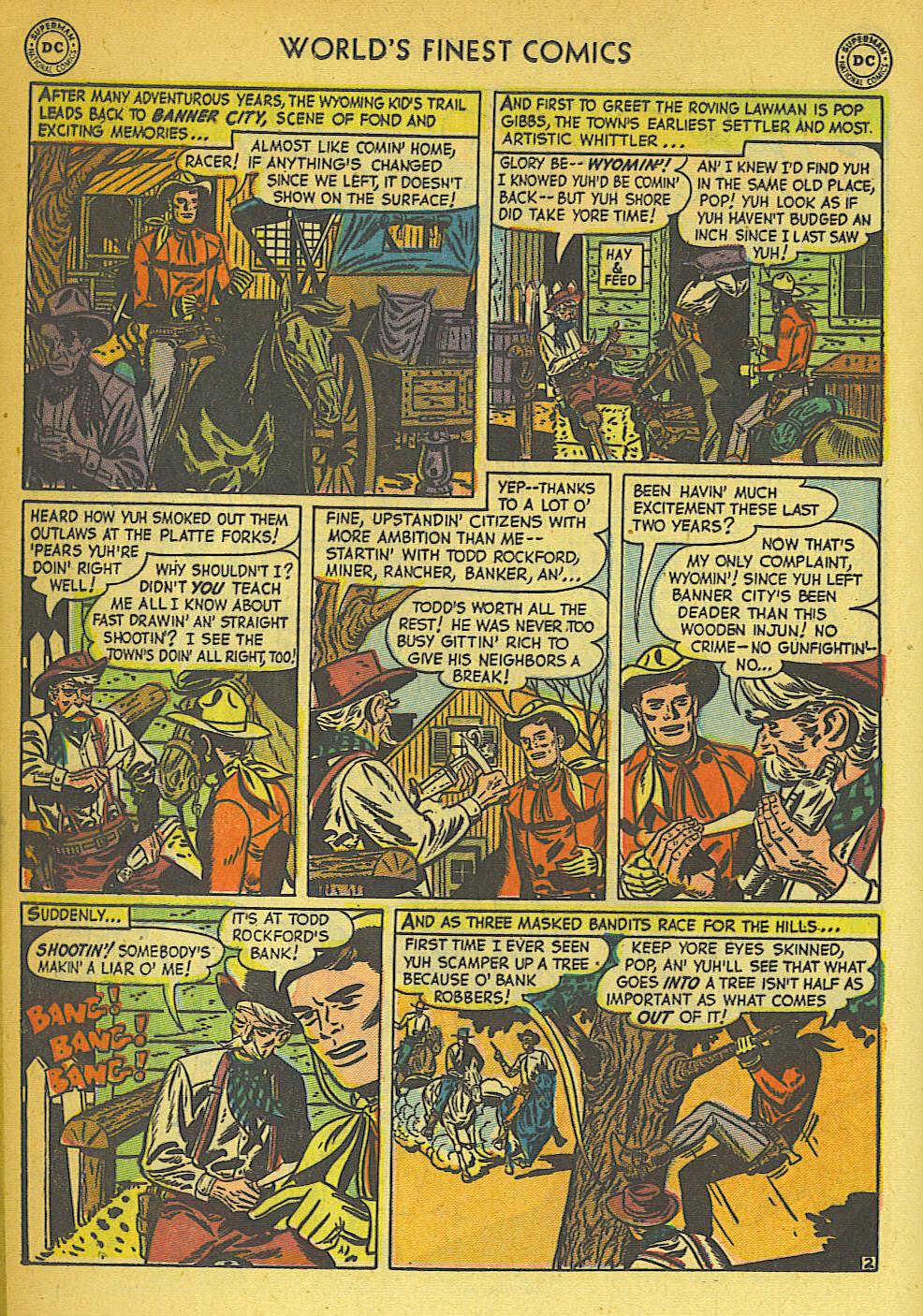 Read online World's Finest Comics comic -  Issue #57 - 30