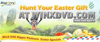 WinX DVD Ripper Platinum Software Giveaway