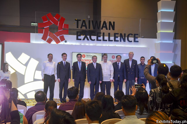 The 1st Taiwan Excellence Day held in SM Aura