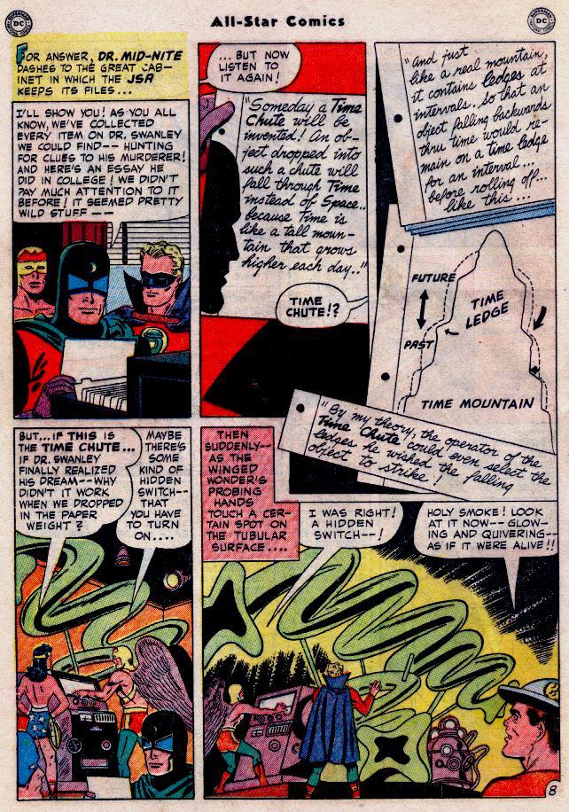 Read online All-Star Comics comic -  Issue #53 - 10