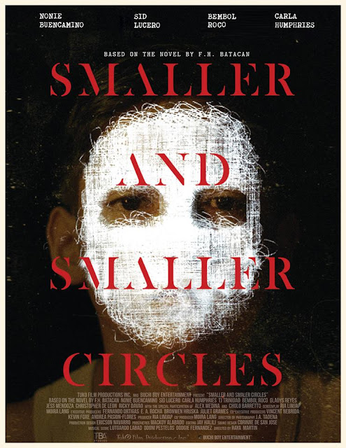 Smaller and Smaller Circles movie poster