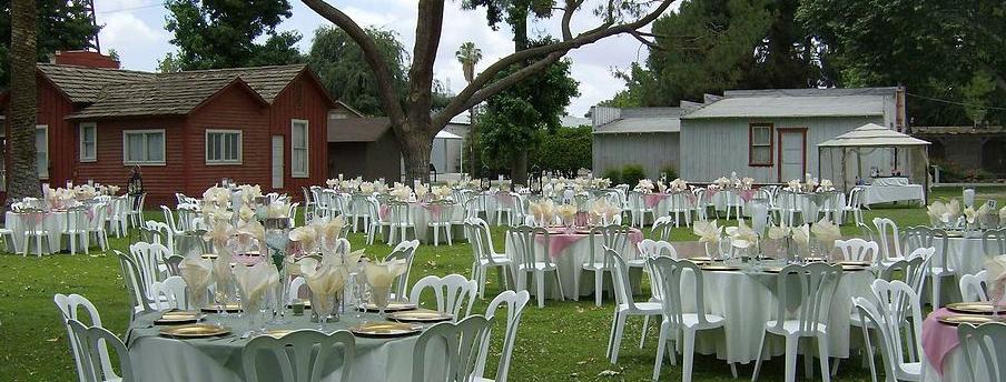 Kern County Museum Wedding Venues