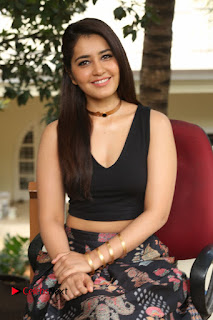 Actress Rashi Khanna Pictures at Hyper Movie Interview  0191.JPG