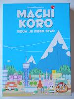 Machi Koro, bouw je eigen stad, White goblin games