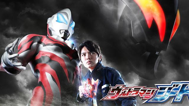 Ultraman Geed Sub Indo