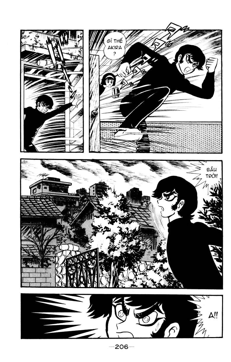 DevilMan chapter 16 trang 7