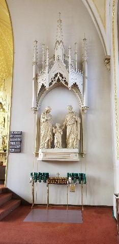 Holy spirit parish menominee mi