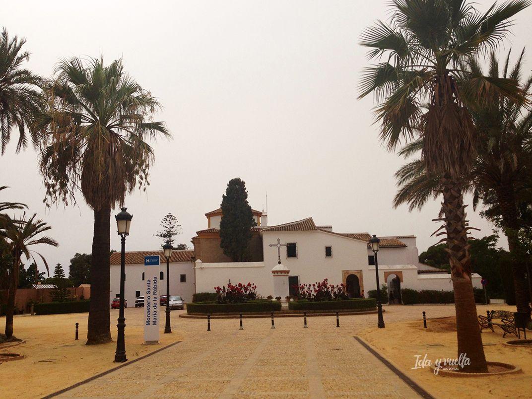 Monasterio de La Rábida fachada