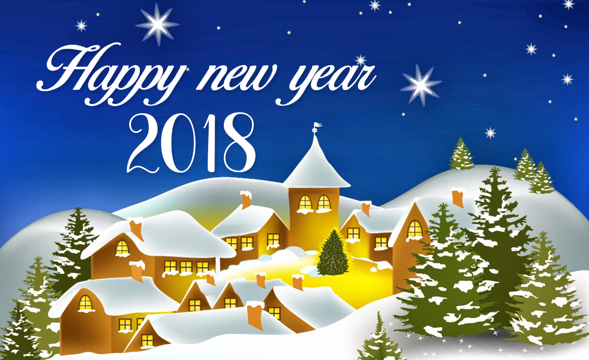 Happy new year 2018 greetings wishes messages sms for friends 2018 new year greetings cards images kristyandbryce Choice Image