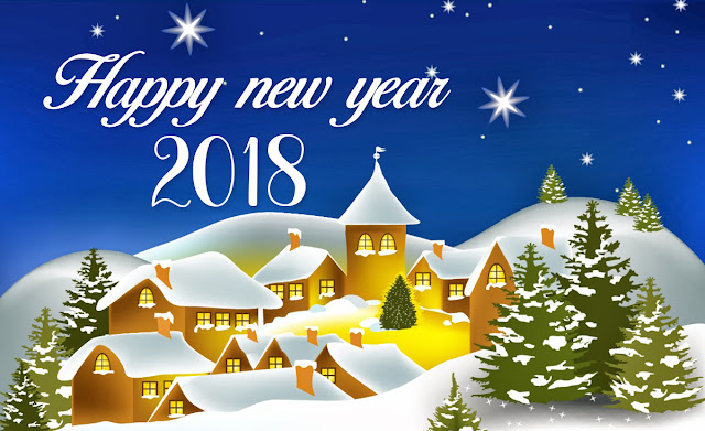 Happy New Year 2018 Messages Images