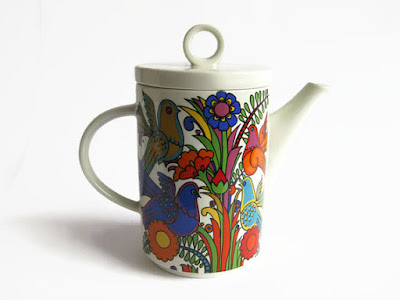 As you all know by now I love all things tea! I was very thrilled to see an Acapulco teapot or coffee pot. Now hosting a summertime tea session would be ...  sc 1 st  Retro Shopaholic & Retro Shopaholic: Villeroy u0026 Bochu0027s Cheerful Acapulco Dinnerware Designs
