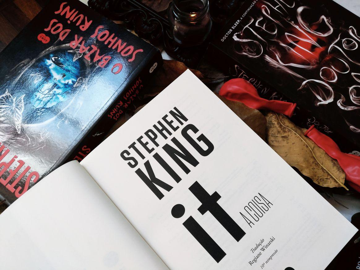 Resenha: It. A coisa - Stephen King