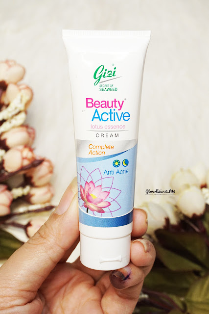 Gizi Beauty Active with Lotus Essence Day 18gr, Gizi Beauty Perfect with Mangosteen Day Cream 27gr dan Gizi Beauty Perfect with Mangosteen Night Cream 27gr.