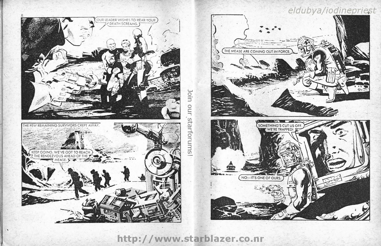 Starblazer issue 50 - Page 6