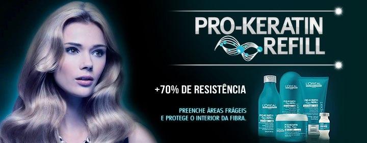 L'Oréal Profissional Pro-Keratin Refill
