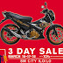 Shop and Enjoy the Ride at SM City Iloilo's 3 Day Sale