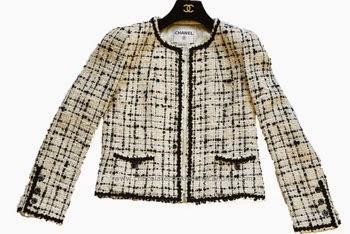 Boutique en ligne 893b8 d9788 CON TACONES Y ENTRE COSTURAS: Chaqueta tweed de Chanel
