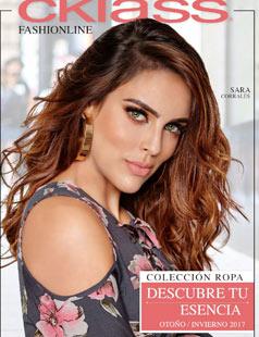 catalogo 2017 ropa cklass moda