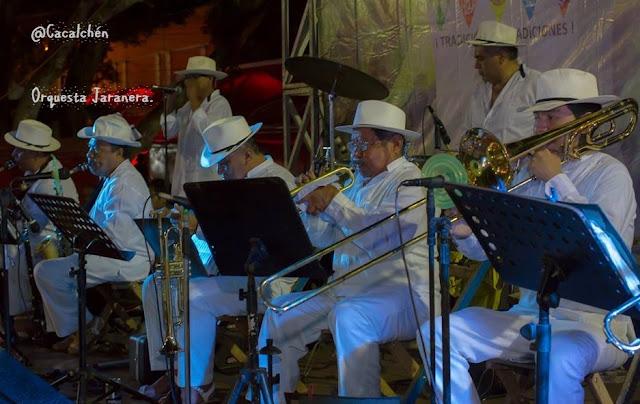 orquesta jaranera para la vaquería