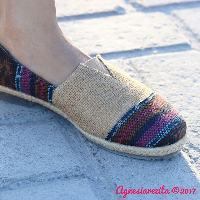 Tampil Nyentrik dengan Sepatu Etnik D'Arcadia Treasure
