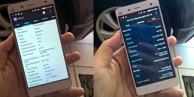 Kamu Pingin Beli Xiaomi Mi4 Tapi Takut Dapat yang Palsu? Bingung Membedakan Mi4 Asli dan Palsu? Ini Tips Jitunya!