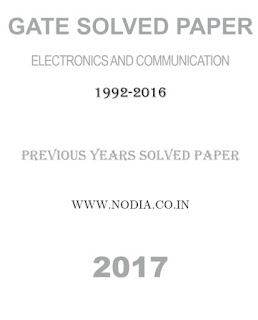 DOWNLOAD NODIA PUBLICATION GATE SOLVED PAPER ELECTRONICS & COMMUNICATION 1992-2016 BOOK PDF