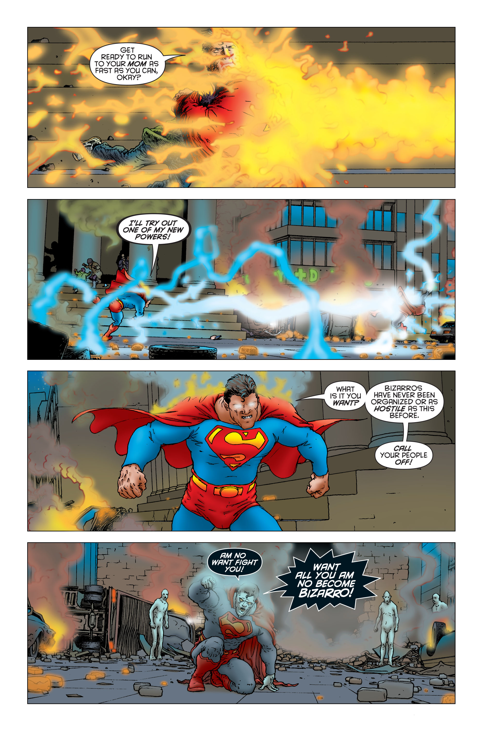 Read online All Star Superman comic -  Issue #7 - 12