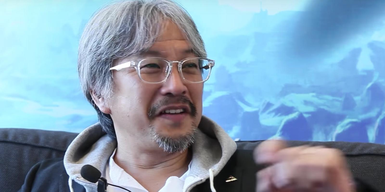 Eiji Aonuma confiesa cuál es su diseño de Link favorito