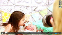 Newborn Photography Video
