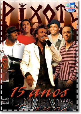 DVD Pixote - 15 Anos Ao Vivo (2007)