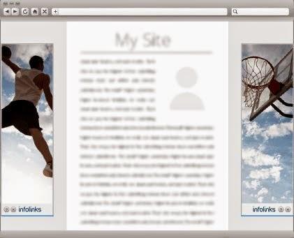 In-frame-ad-infolinks