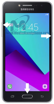 Cara Hard Reset Samsung Galaxy J2 Ace Melalui Recovery Mode