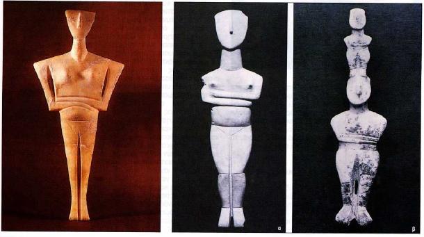 Γυναικείες Θεότητες, δοξασίες της περιοχής της Μεσογείου