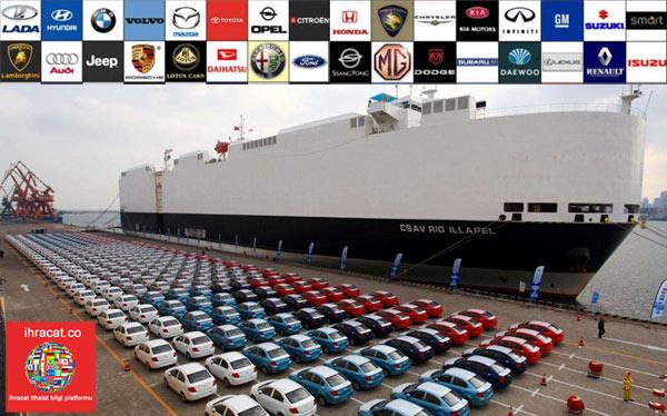 otomobil ihracatçı ülkeler