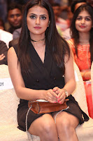 Actress Shraddha Srinath Stills in Black Short Dress at SIIMA Short Film Awards 2017 .COM 0063.JPG