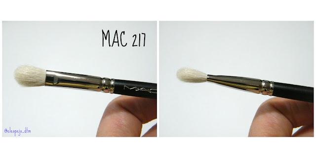 PINCEL 217 MAC
