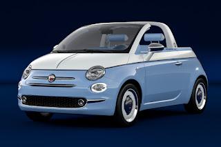 Fiat 500C 'Spiaggina by Garage Italia' (2018) Front Side