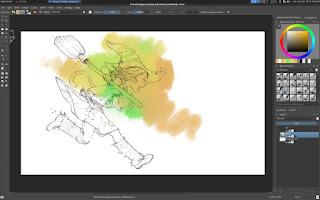برنامج, Krita, لتعديل, الصور, وتصميم, الرسومات, اخر, اصدار