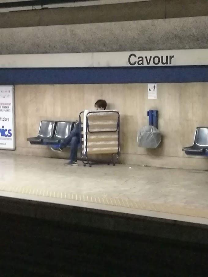 Quando l'attesa della #Metrob si fa lunga...