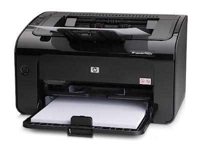 Image HP LaserJet Pro P1102w Printer Driver