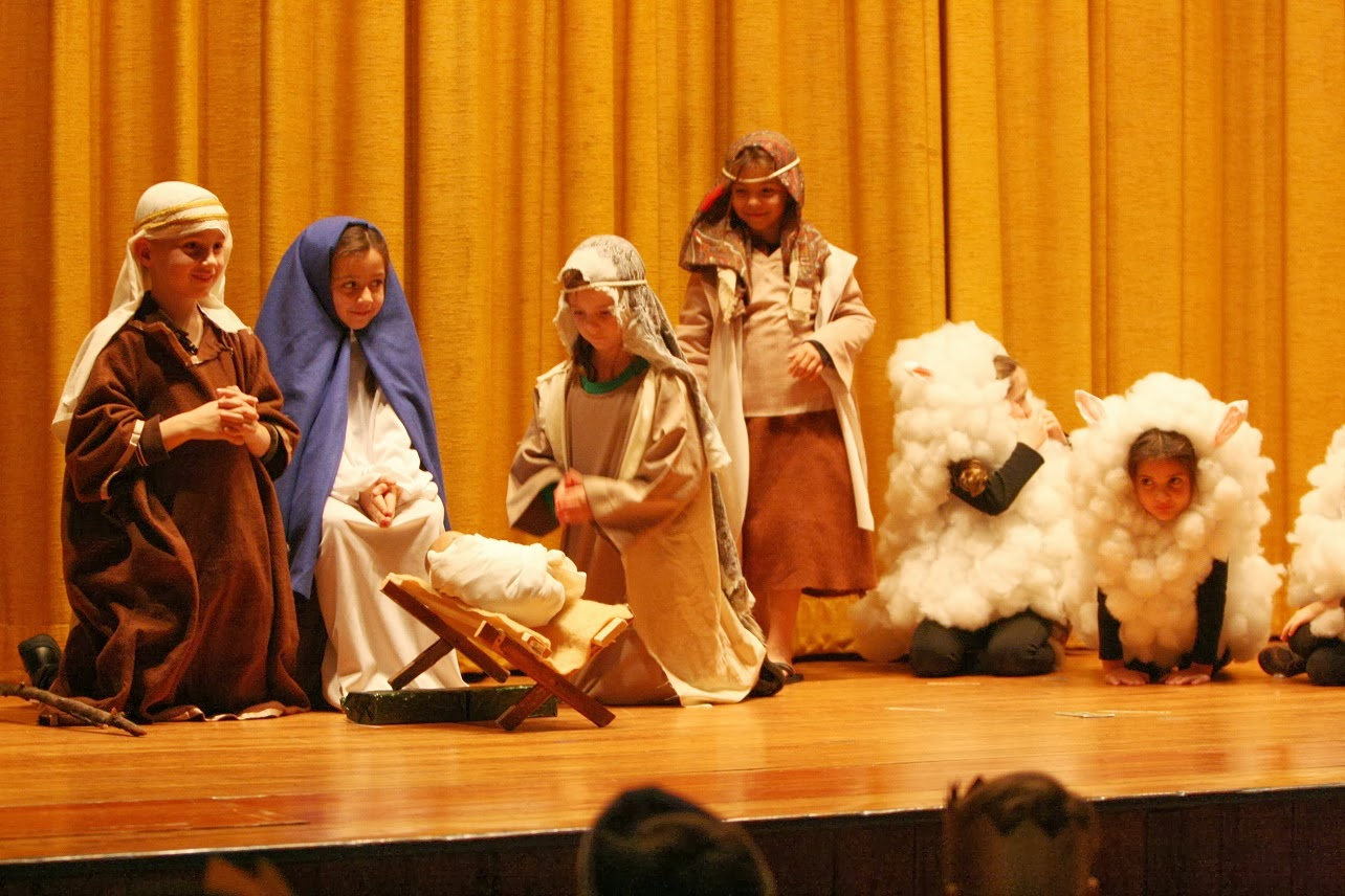 the nativity story Out the message behind the story notes the school nativity play is a traditional part of christmas in schools we can all remember either being in one or seeing one.