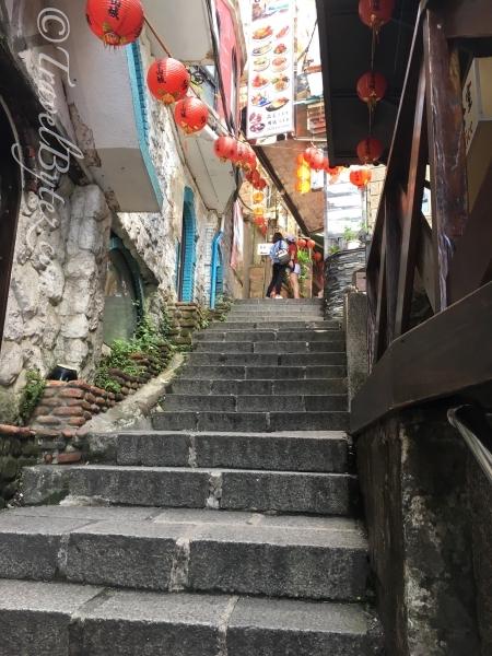 Streets of Jiufen