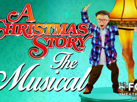 A Christmas Story GIVEAWAY CLOSED